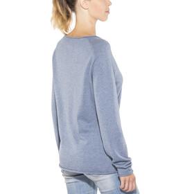 Fjällräven Övik Sweater Women blue ridge